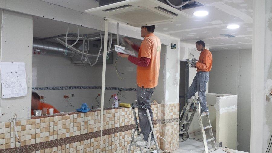 Trabajos de insonorización de locales comerciales